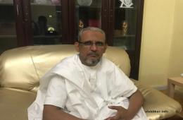 """رئيس حزب التجمع الوطني للإصلاح والتنمية """"تواصل"""" محمد محمود ولد سييدي (الأخبار)"""