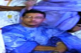 رئيس المجلس الجهوي المنتخب محمد المامي ولد أحمد بزيد / تصوير الأخبار