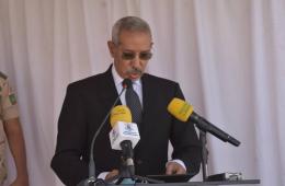 وزير الدفاع حننا سيدي حننا خلال نشاط سابق