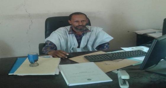 عمدة بلدية جكني امهادي ولد شيخنا