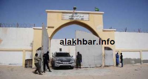 واجهة السجن المركزي بمدينة نواذيبو/ الأخبار