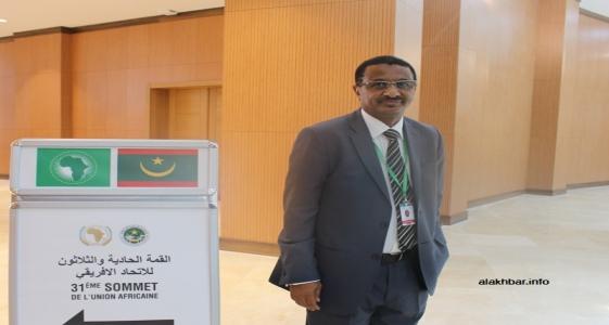الرئيس الجديد للجنة الوطنية للمحروقات با عثمان (الأخبار - أرشيف)