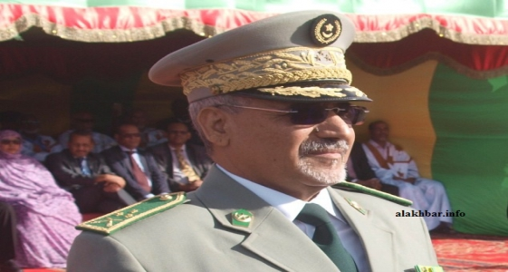 المدير العام للأمن الفريق محمد ولد مكت ـ (الأخبار)
