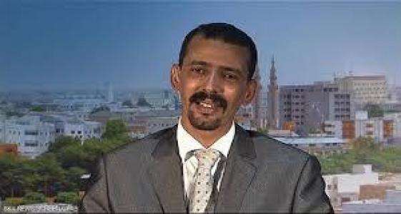 """الحسين ولد مدو رئيس السلطة العليا للصحافة والسمعيات البصرية """"الهابا"""""""