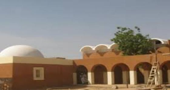 قصر العدل في مدينة ألاك عاصمة ولاية البراكنه