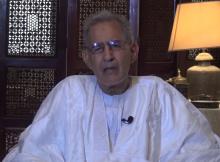 أحمد ولد داداه: رئيس حزب تكتل القوى الديمقراطية.