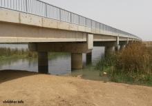 جسر مدينة انتيكان شرق مدينة روصو ـ (أرشيف الأخبار)