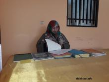 مديرة مجمع مدارس منابر العلوم الحرة مريم بنت عمارو (الأخبار)