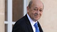 جان ايف لودريان: وزير الخارجية الفرنسي.