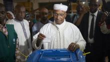 ٱليو جالو: مترشح سابق للانتخابات الرئاسية المالية.