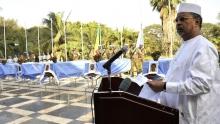 محمد صالح النظيف الممثل الخاص للأمين العام للأمم المتحدة بمالي.