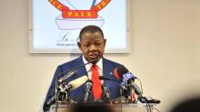 لامبيرت ميندي: الناطق السابق باسم الحكومة الكونغولية