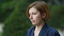 افلورانس ابارلي: وزيرة الجيوش الفرنسية.