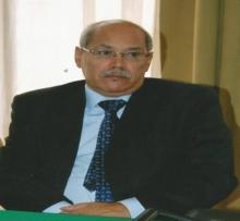 د.محمد الأمين ولد الكتاب ـ دبلوماسي سابق