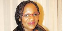 إيرين اباتريسيا بوسامبا: الوزيرة الغابونية المستقيلة.