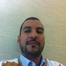 المرشح البرلماني في انتخابات سبتمبر 2018، وأستاذ الإعلام في جامعة قطر محمد ولد الشيخ