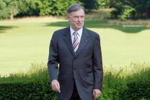المبعوث الشخصي للأمين العام للأمم المتحدة إلى الصحراء الغربية هورست كولر