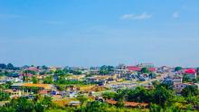 """مدينة """"كوماسي"""" جنوب غانا"""