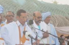 رئيس الاتحادية الموريتانية للرماية التقليدية خطري ولد اج