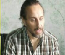 """الإيطالي """"اكريستيا"""" بعد عدة أشهر من الاعتقال في نواكشوط"""