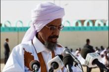 إمام الجامع الكبير بنواكشوط الشيخ أحمد ولد المرابط