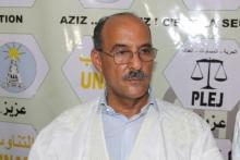 محفوظ ولد بتاح: رئيس حزب اللقاء الديمقراطي الوطني.