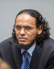 أحمد الفقي المهدي: متهم بتدمير أضرحة شمال مالي عام 2012.