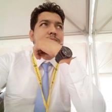 المصطفى ولد البو - صحفي موريتاني مقيم في بكين