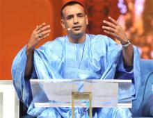 الشيخ ولد بلعمش - شاعر موريتاني