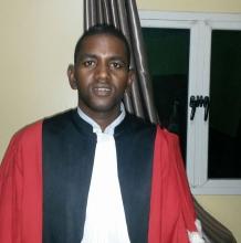 الدكتور:هارون ولد عمَّار ولد إديقبي: رئيس محكمة ولاية انواكشوط الجنوبية