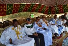 من حصل انطلاقة البطولة، نقلا عن الوكالة الموريتانية للأنباء AMI
