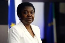 سيسيل كيانج رئيسة بعثة الاتحاد الأوروبي لمراقبة الانتخابات في مالي.