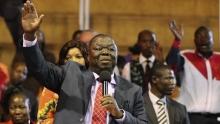 مورجان تسفانجراي زعيم المعارضة الزيمبابوية الراحل.