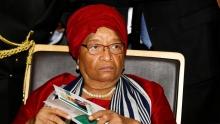 الرئيسة الليبيرية السابقة إيلين جونسون سيرليف.