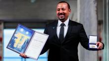 أبي أحمد: رئيس وزراء أثيوبيا الفائز بجائزة نوبل للسلام