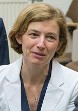 فلورنس بارلي وزيرة الجيوش الفرنسية.