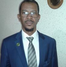 عمدة بلدية دار النعيم بولاية نواكشوط الشمالية اكناته ولد النقرة