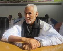 الرئيس الأسبق محمد خونا ولد هيدالة ـ (أرشيف الأخبار)