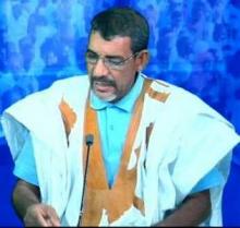 رئيس حزب الوطن محمد الكوري ولد العربي