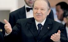الرئيس الجزائري عبد العزيز بو تفليقة