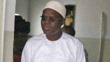 الخليفة صال: العمدة السابق لمدينة داكار.