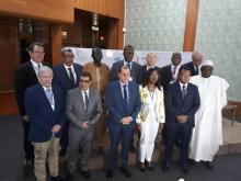 ولد اعلي نال ثقة المشاركين في مؤتمر الغرف التجارية الإفريقية المنعقد في داكار