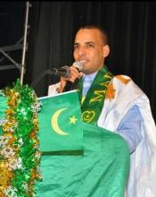 رئيس رابطة الطلاب والمتدربين الموريتانيين بتونس إبراهيم ولد سيدي المختار