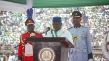 الرئيس السيراليوني يوليوس مادابيو.
