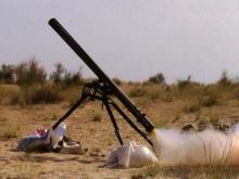 صواريخ مستخدمة في قصف سابق شمالي مالي