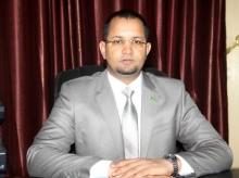 وزيرة الشؤون الإسلامية والتعليم الأصلي أحمد ولد أهل داوود