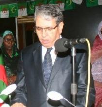 نورالدين خندودي ـ السفير الجزائري بنواكشوط