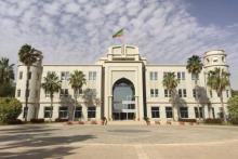 مبنى القصر الرئاسي بنواكشوط