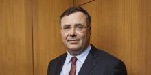 """باتريك بوياني المدير التنفيذي لمجموعة """"توتال""""."""