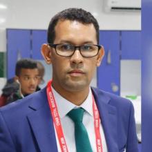 محمد اندح - صحفي رياضي